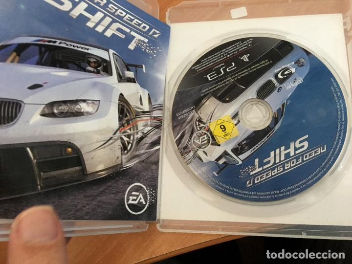 Videojuegos y Consolas: NEED FOR SPEED SHIFT PLAYSTATION 3 PS3 (A) - Foto 2 - 123801463