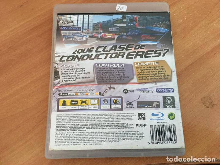 Videojuegos y Consolas: NEED FOR SPEED SHIFT PLAYSTATION 3 PS3 (A) - Foto 3 - 123801463