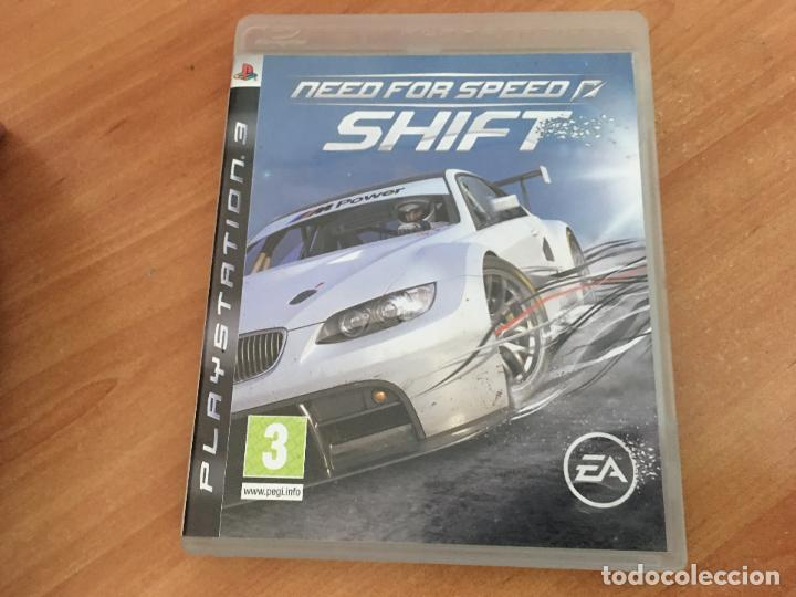 NEED FOR SPEED SHIFT PLAYSTATION 3 PS3 (A) (Juguetes - Videojuegos y Consolas - Sony - PS3)