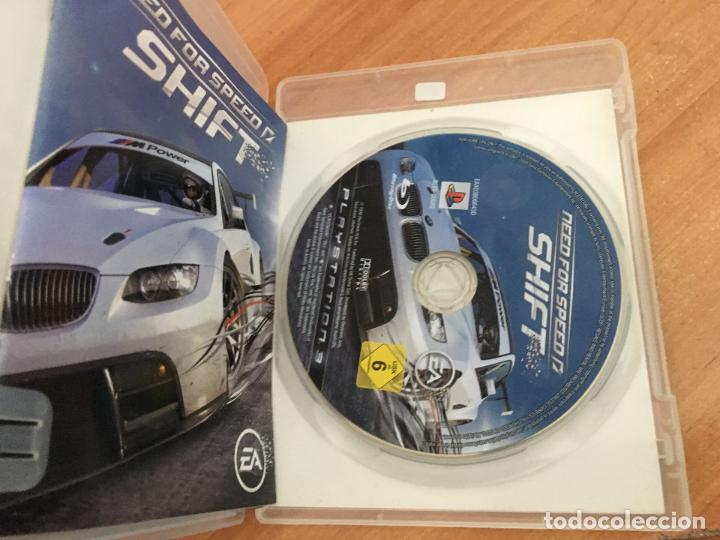 Videojuegos y Consolas: NEED FOR SPEED SHIFT PLAYSTATION 3 PS3 (A) - Foto 2 - 123829775