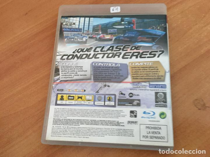 Videojuegos y Consolas: NEED FOR SPEED SHIFT PLAYSTATION 3 PS3 (A) - Foto 3 - 123829775