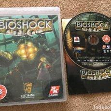 Videojuegos y Consolas: BIOSHOCK - PS3 PLAY STATION 3 PLAYSTATION 3 KREATEN. Lote 124219447