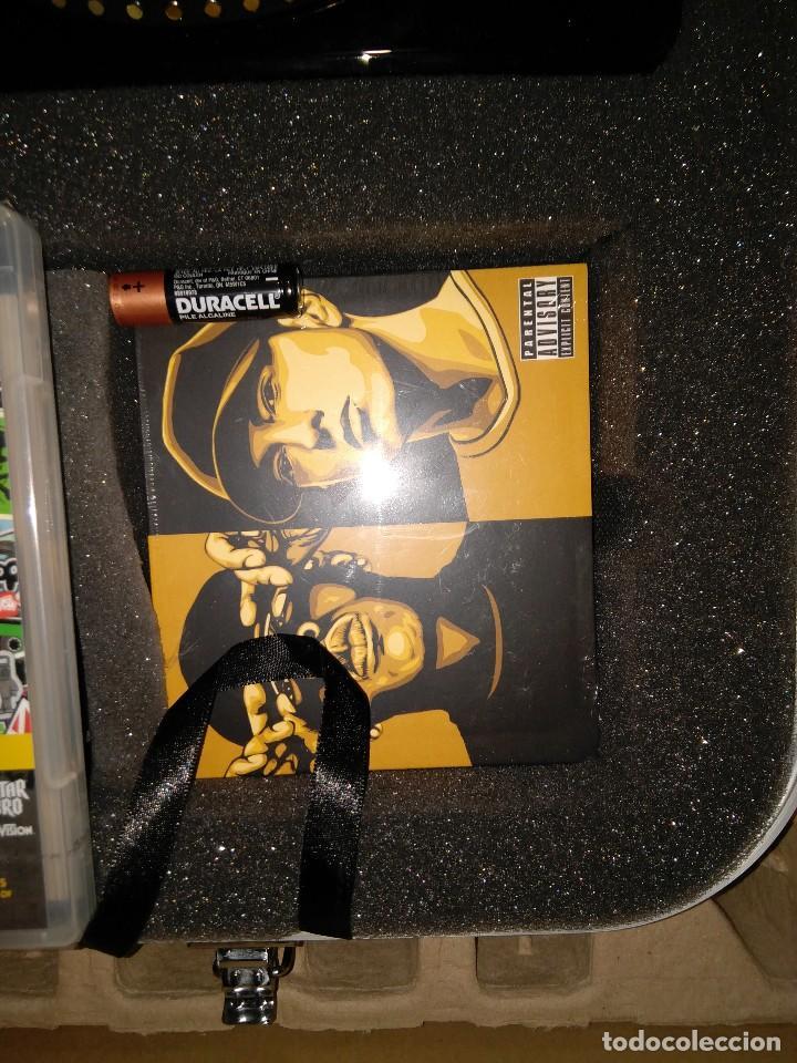 Videojuegos y Consolas: CAJA EDICION DE LUJO DJ HERO RENEGADE NUEVO PLAYSTATION 3 INCLUYE CD EMINEM Y JAY-Z rap hip hop - Foto 2 - 217952275