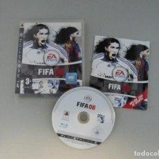 Videojuegos y Consolas: FIFA 08 - JUEGO PS3 - PLAY STATION 3. Lote 127532131