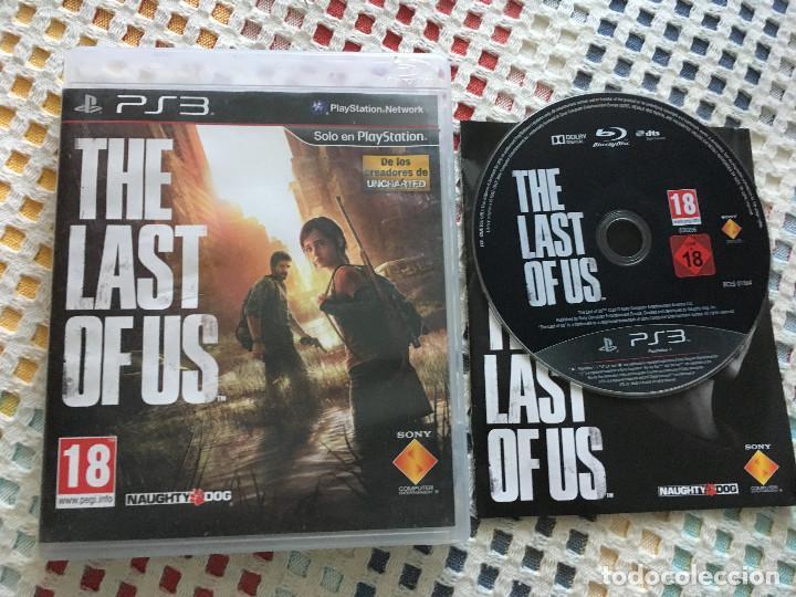 THE LAST OF US PS3 PLAYSTATION 3 PLAY STATION 3 KREATEN (Juguetes - Videojuegos y Consolas - Sony - PS3)