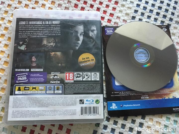 Videojuegos y Consolas: THE LAST OF US PS3 playstation 3 play station 3 kreaten - Foto 2 - 128112659