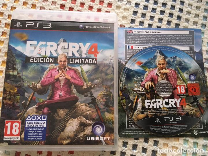 Far Cry 4 Farcry 4 Ps3 Playstation 3 Play Stati Buy Video Games And Consoles Ps3 At Todocoleccion 128113283