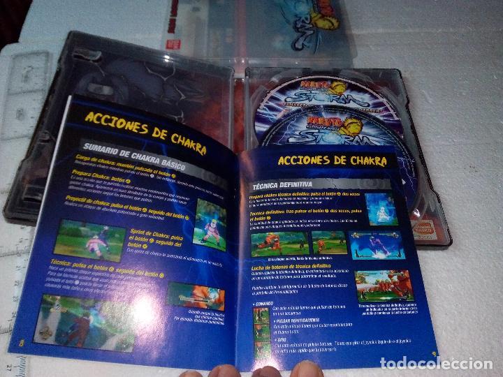 Videojuegos y Consolas: -NARUTO ULTIMATE NINJA STORM-COLLECTORS EDITION- 2 DISCOS-PLAY 3-BANDAI - Foto 8 - 128358179