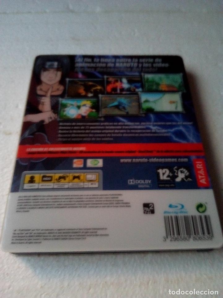 Videojuegos y Consolas: -NARUTO ULTIMATE NINJA STORM-COLLECTORS EDITION- 2 DISCOS-PLAY 3-BANDAI - Foto 11 - 128358179