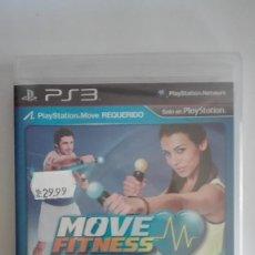 Videojuegos y Consolas: MOVE FITNESS PS3 PLAYSTATION 3 NUEVO PRECINTADO MOVE REQUERIDO. Lote 128471923