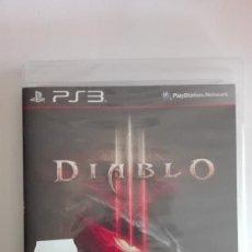 Videojuegos y Consolas: DIABLO PS3 PLAYSTATION 3 NUEVO PRECINTADO. Lote 128472779