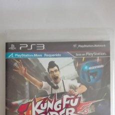 Videojuegos y Consolas: KUNG FU RIDER PS3 PLAYSTATION 3 NUEVO PRECINTADO MOVE REQUERIDO. Lote 128472971