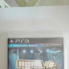 Videojuegos y Consolas: SUPERSTARS TV PS3 PLAYSTATION 3 NUEVO PRECINTADO MOVE REQUERIDO. Lote 128473583