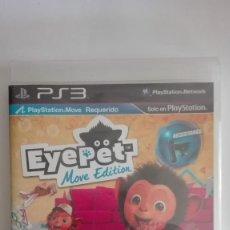 Videojuegos y Consolas: EYEPET MOVE EDITION PS3 PLAYSTATION 3 NUEVO PRECINTADO MOVE REQUERIDO. Lote 128474839
