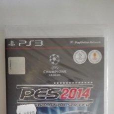 Videojuegos y Consolas: PES2014 PRO EVOLUTION SOCCER 2014 PS3 PLAYSTATION 3 NUEVO PRECINTADO . Lote 128475899