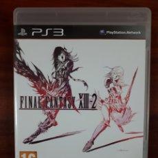 Videojuegos y Consolas: FINAL FANTASY XIII-2 - FFXIII-2 - SONY PLAYSTATION 3 - PS3 - COMPLETO. Lote 107817571