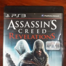 Videojuegos y Consolas: ASSASSIN'S CREED REVELATIONS - SONY PLAYSTATION 3 - PS3 - BLU-RAY - COMPLETO - UBISOFT. Lote 112712783
