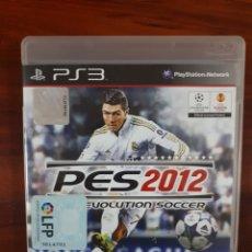 Videojuegos y Consolas: PES 2012 - PRO EVOLUTION 2012 - SONY PLAYSTATION 3 - PS3 - KONAMI - FUTBOL. Lote 104899335