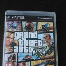 Videojuegos y Consolas: GRAND THEFT AUTO V - PS3. Lote 128645435