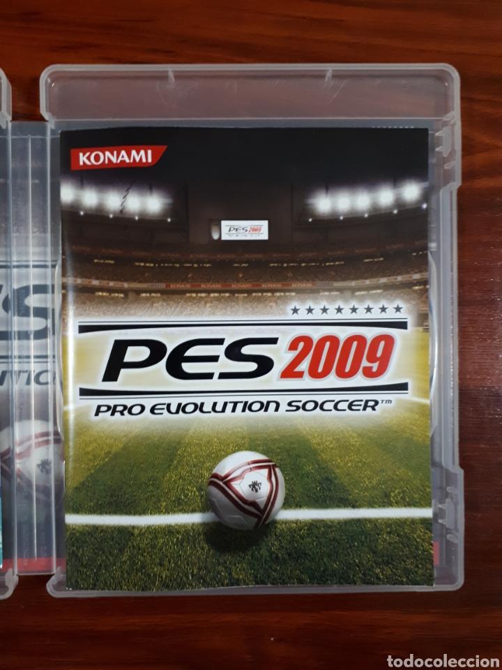 Videojuegos y Consolas: PRO EVOLUTION SOCCER 2009 - PES 2009 - KONAMI - SONY PLAYSTATION 3 - PS3 - COMPLETO - Foto 5 - 106043131