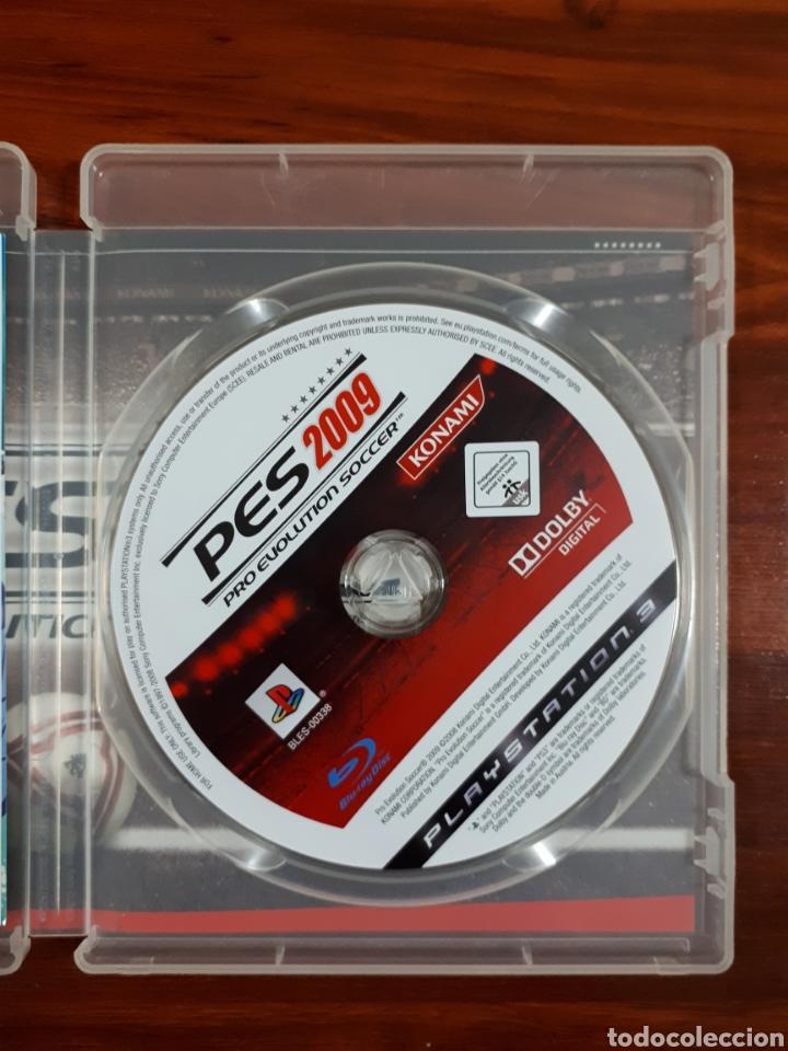 Videojuegos y Consolas: PRO EVOLUTION SOCCER 2009 - PES 2009 - KONAMI - SONY PLAYSTATION 3 - PS3 - COMPLETO - Foto 6 - 106043131