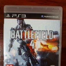 Videojuegos y Consolas: BATTLEFIELD 4 - SONY PLAYSTATION 3 - PS3 - EA GAMES - BLU-RAY - COMPLETO - GUERRA. Lote 117191083