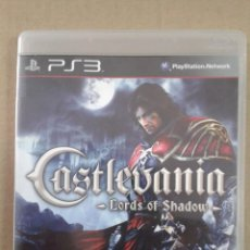 Videojuegos y Consolas: CASTLEVANIA LORDS OF SHADOW. PS3. Lote 129703291