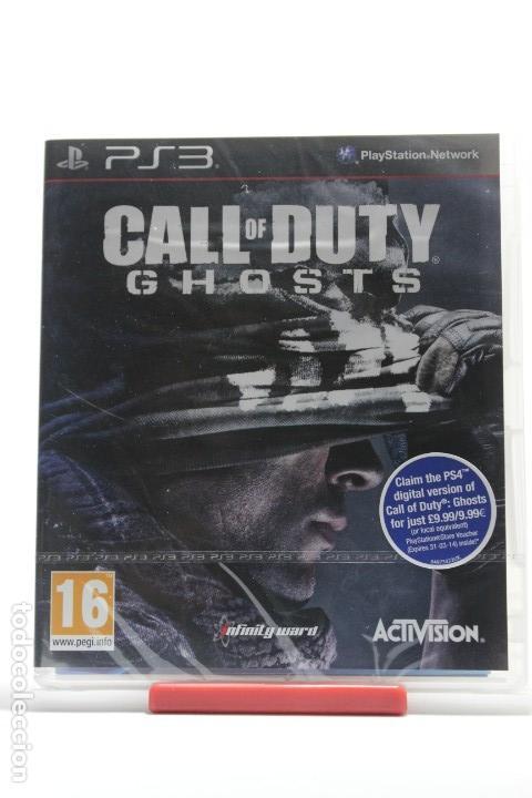 CALL OF DUTY GHOSTS PS3 - NUEVO (Juguetes - Videojuegos y Consolas - Sony - PS3)