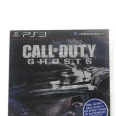 Videojuegos y Consolas: CALL OF DUTY GHOSTS PS3 - NUEVO. Lote 126598039