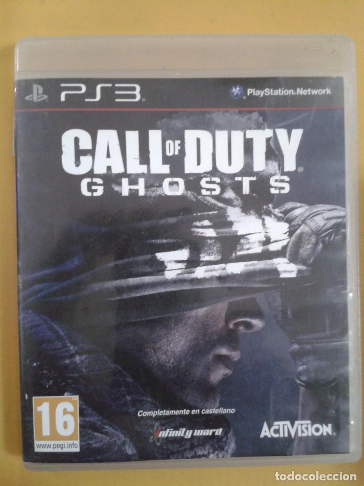 CALL OF DUTY: GHOSTS. PS3 (Juguetes - Videojuegos y Consolas - Sony - PS3)