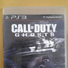 Videojuegos y Consolas: CALL OF DUTY: GHOSTS. PS3. Lote 130124955