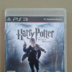 Jeux Vidéo et Consoles: HARRY POTTER AND THE DEATHLY HALLOWS - PART 1 (PS3) [IMPORTACIÓN INGLESA]. Lote 130350550