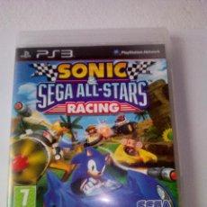 Videojuegos y Consolas: SONIC & SEGA ALL-STRAS-RACING-PS3--SEGA. Lote 130409426