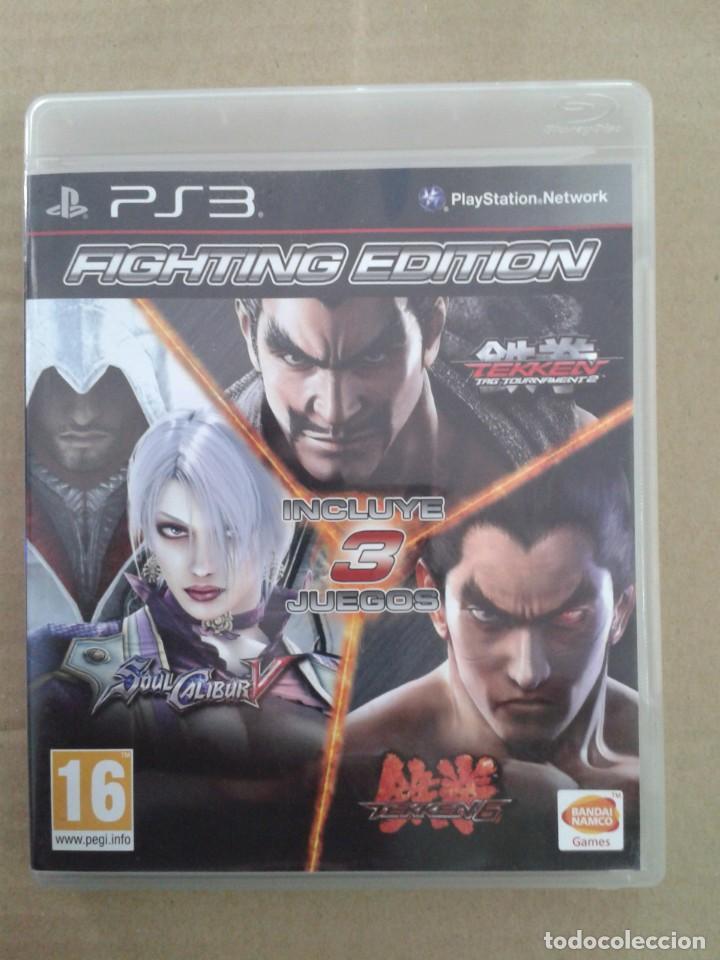 Tekken 6 Tekken Tag Tournament 2 Soulcalibu Sold Through