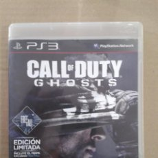 Videojuegos y Consolas: CALL OF DUTY GHOSTS. PS3. Lote 130577498