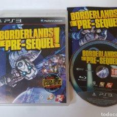 Videojuegos y Consolas: BORDERLANDS THE PRE-SEQUEL PS3 PLAYSTATION 3. Lote 131036313