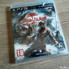 Videojuegos y Consolas: SONY PS3 JUEGO DEAD ISLAND NUEVO VERSIÓN ESPAÑOLA. Lote 131040324