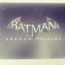 Videojogos e Consolas: LIBRO JUEGO BATMAN - ARKHAM ORIGINS - VER DESCRIPCION. Lote 131503486