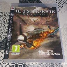 Videojuegos y Consolas: IL 2 STURMOVIK BIRDS OF PREY PS3 PAL ESPAÑA 505 GAMES. Lote 131995614