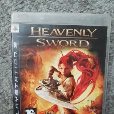 Ps3 Heavenly Sword Sold Through Direct Sale 132132466
