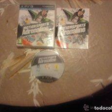 Videojuegos y Consolas: JUEGO PLAY 3 MOTIONSPORTS ADRENALINE. Lote 132350326