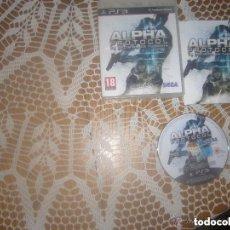 Videojuegos y Consolas: JUEGO PLAY 3 ALPHA PROTOCOL. Lote 132530394