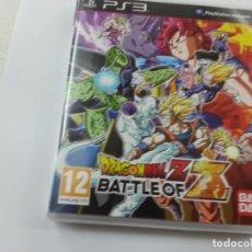 Videojogos e Consolas: DRAGON BALL Z : BATTLE OF Z -BANDAI-PLAYSTATION 3 -CON INSTRUCCIONES-N. Lote 132546610