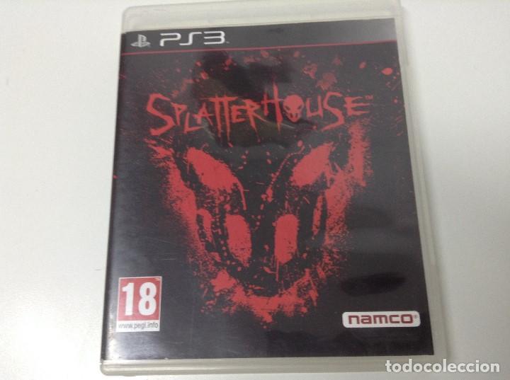 SPLATTERHOUSE (Juguetes - Videojuegos y Consolas - Sony - PS3)