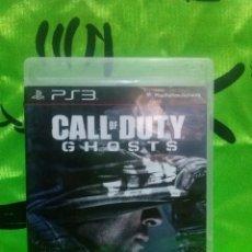 Videojuegos y Consolas: PLAYSTATION 3 *CALL OF DUTY GHOST* SIN INSTRUCCIONES.. Lote 133176710