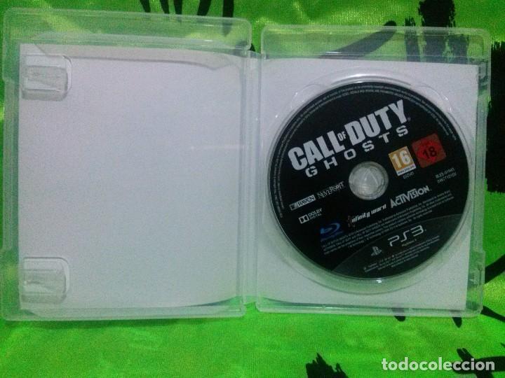 Videojuegos y Consolas: playstation 3 *call of duty ghost* Sin instrucciones. - Foto 2 - 133176710