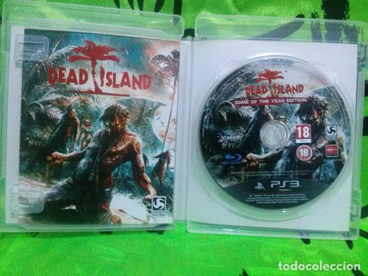 Videojuegos y Consolas: JUEGO PLAYSTATION 3 *DEAD ISLAND* .... Completo - Excelente estado. - Foto 2 - 133176730