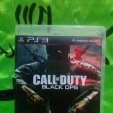 Videojuegos y Consolas: JUEGO PLAYSTATION 3 *CALL OF DUTY - BLACK OPS* COMPLETO - EXCELENTE ESTADO.. Lote 133176738