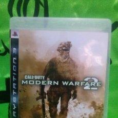 Videojuegos y Consolas: CALL OF DUTY MODERN WARFARE 2 - PS3 ..... COMPLETO Y EN EXCELENTE ESTADO.. Lote 133176778