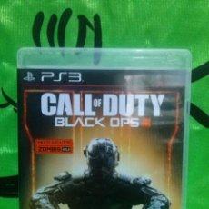 Videojuegos y Consolas: CALL OF DUTY *BLACK OPS III* PLAYSTATION 3 - SIN INSTRUCCIONES...RESTO EN PERFECTO ESTADO.. Lote 133176794